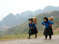 Northern Vietnam Challenging Trekking Adventures Touring Laocai Ha Giang Remote Hilltribe villages