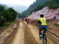 North-Vietnam Bicycle Tour Travel Laocai Bac Ha Xin Man Ha Giang Bac Me Cao Bang Ba Be lakes